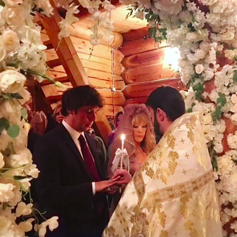 Венчание Аллы Пугачевой и Максима Галкина Фото и Видео. Отзывы церкви